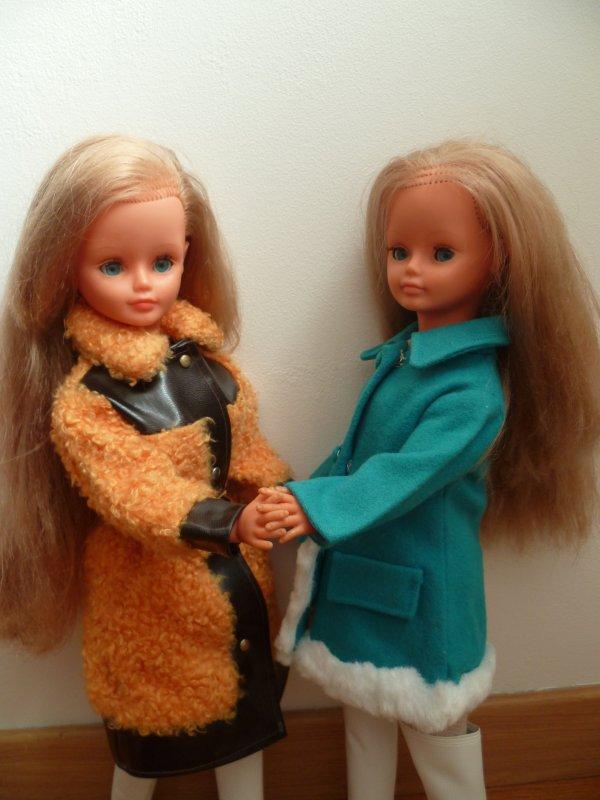 Les 2 soeurs se retrouvent!