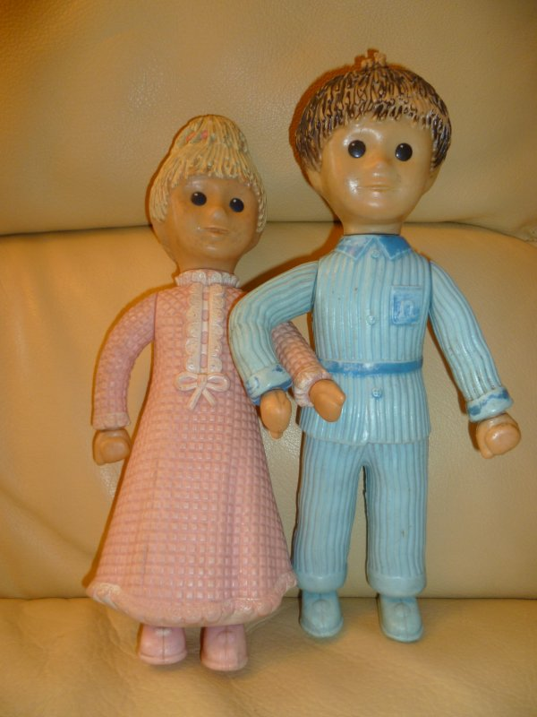 Les 50 ans de Nicolas et Pimprenelle,petit clin d'oeil à Mamour..mais pas que!