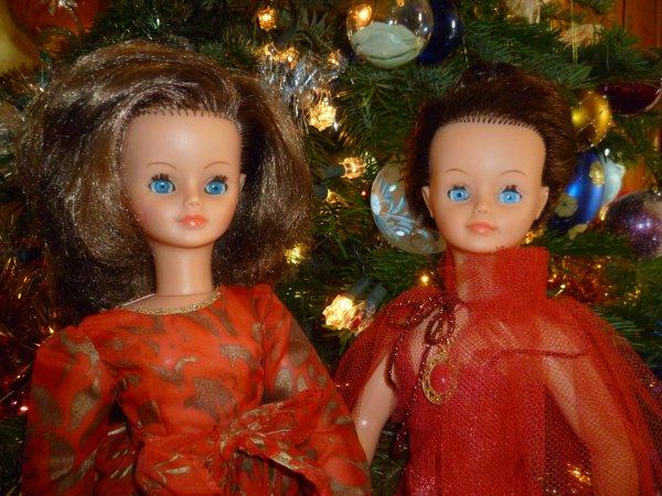 Bonne journée de Noël à toutes!