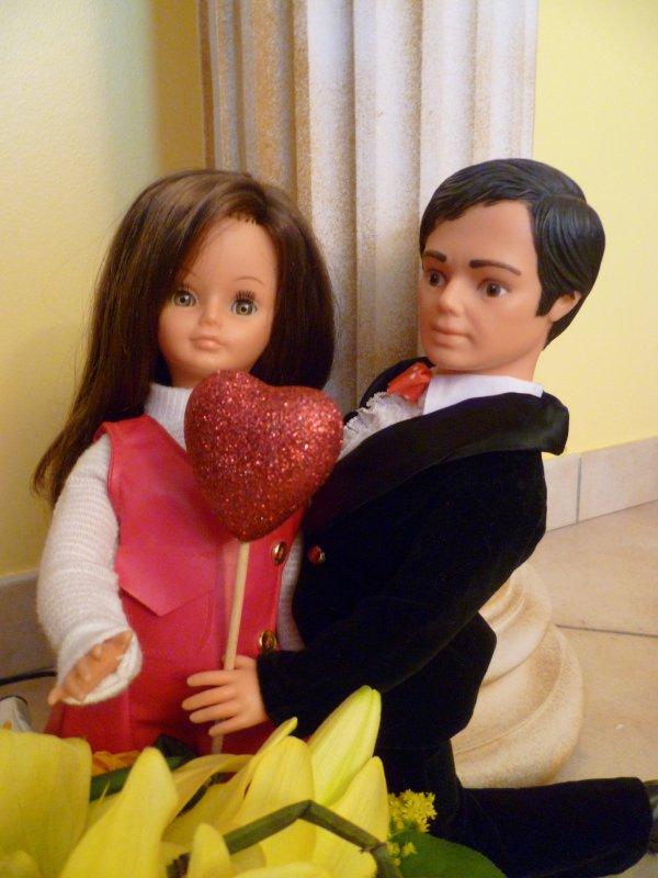 Saint Valentin pour les Amoureux..