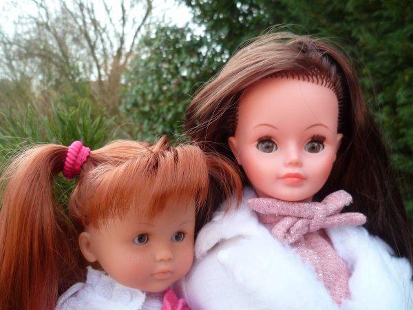 Rencontre entre Cathie et Clara
