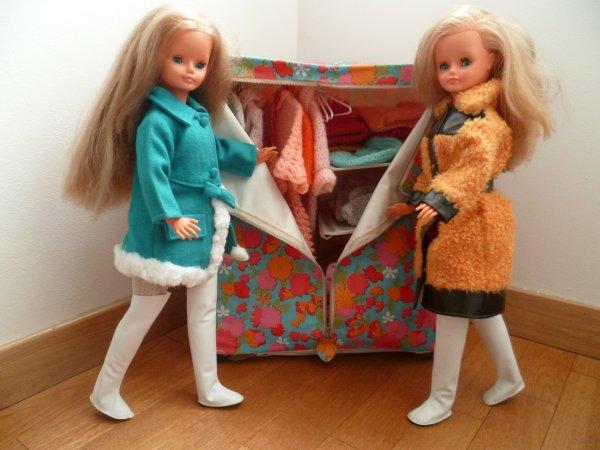 Ma Cathie d'Enfance et sa soeur ont invité leurs amies