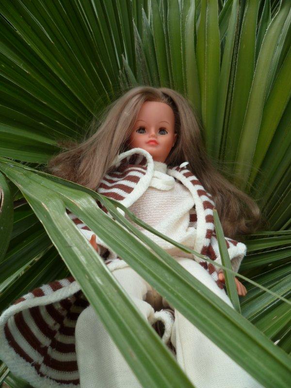 Cathie a fait un Rêve...Elle était au chaud à Agadir...