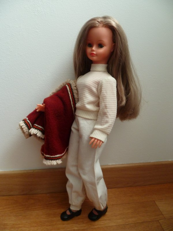Fait froid!!!! Cathie en Tenue Stolklom 1980