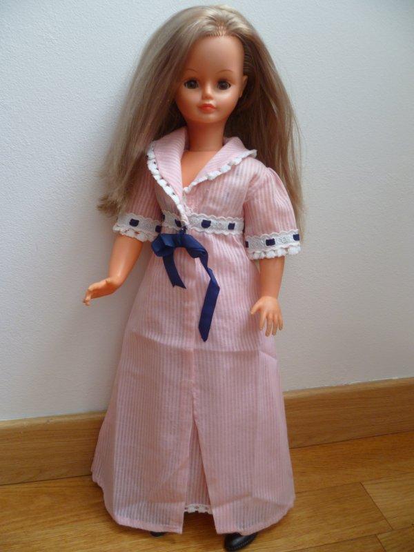 Bon week end avec Cathie en tenue Cassis 1976