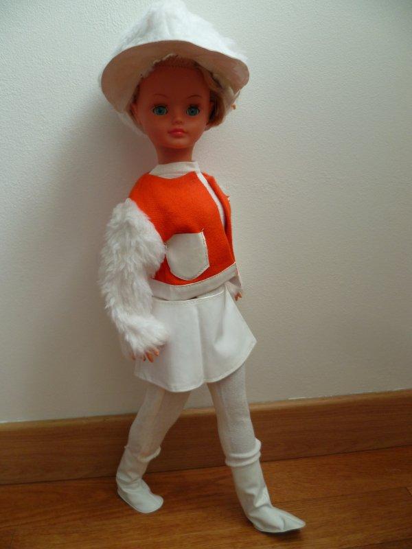 Cathie,en Tenue Bégonia 1973,pour Miss Endy..mais pas que!