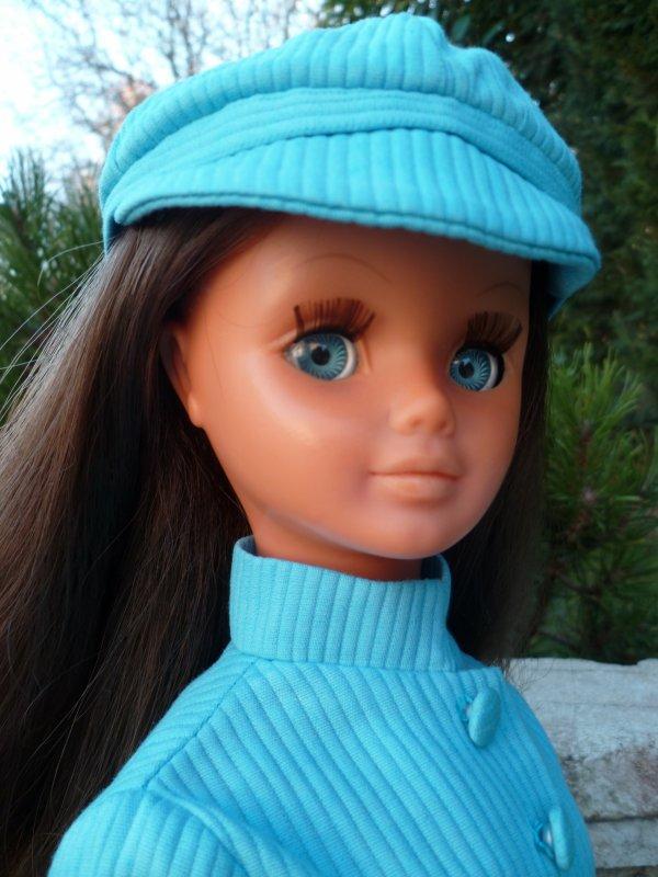 Betsie,en Tenue Mao 1968 vous accompagne pour ma pause blog!