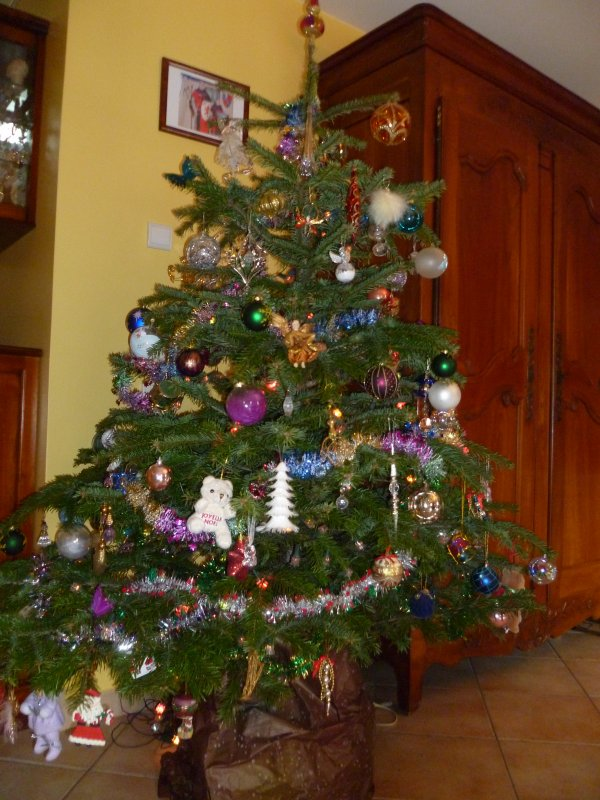 Cathie,en Tenue Chambord ,vous souhaite un très Joyeux Noël