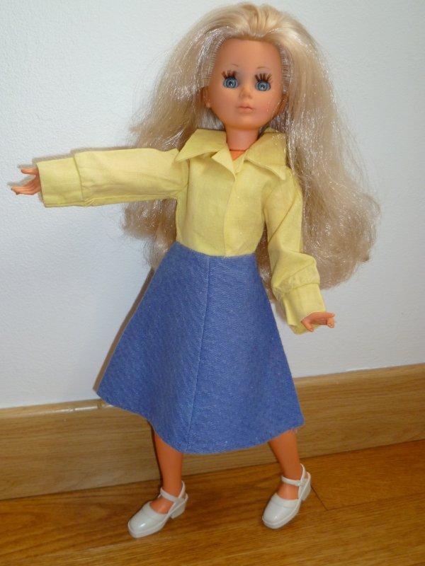Ma petite Corinne,Italocremona,a trouvé une copine!