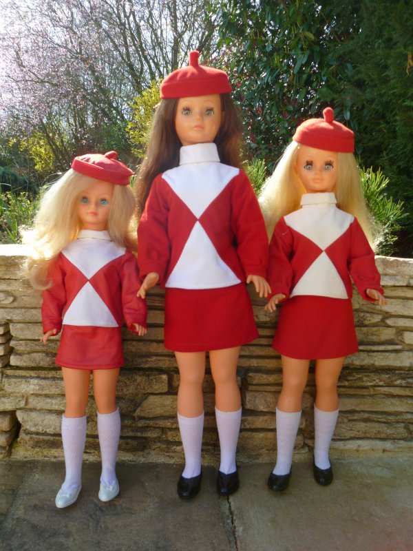Petite photo de groupe du trio infernal