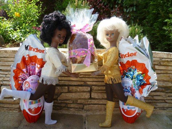 Candy et Sylvette vous souhaitent de Joyeuses Pâques!