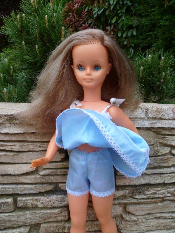 Cathie est sortie ce matin,en tenue Audacieuse