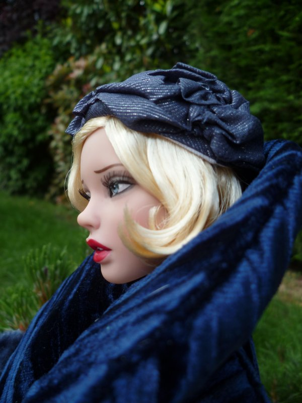 Portrait de la Belle..