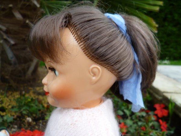 Ma poupée souvenir de Toymania: Francette De Modes et Travaux