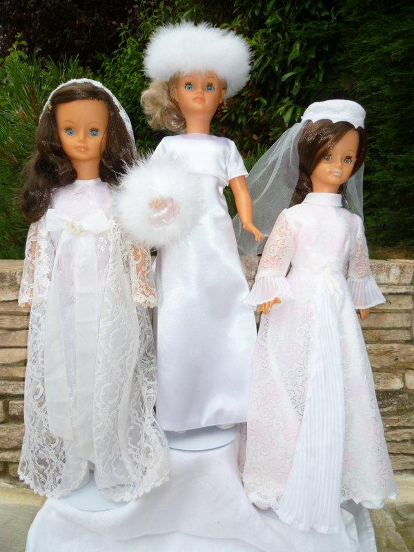 Votre Cathie mariée préférée:Le résultat de vos votes!!! Le grand podium final!!!