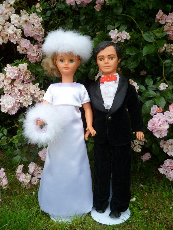 Le Mariage idéal de Cathie et Jerry...