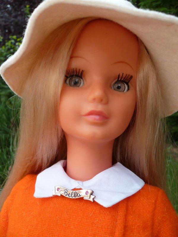 Ma Poupée Leslie vous souhaite une bonne semaine!