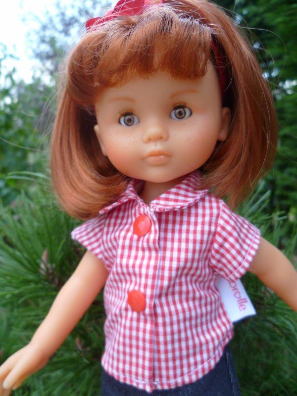 Camille a vite été rejointe par Clara.