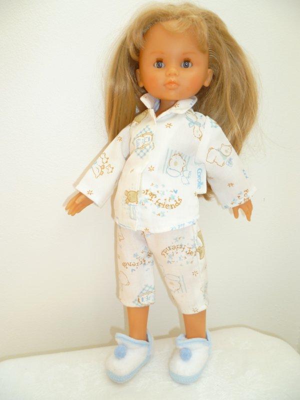 Ce soir,c'est pyjama party!