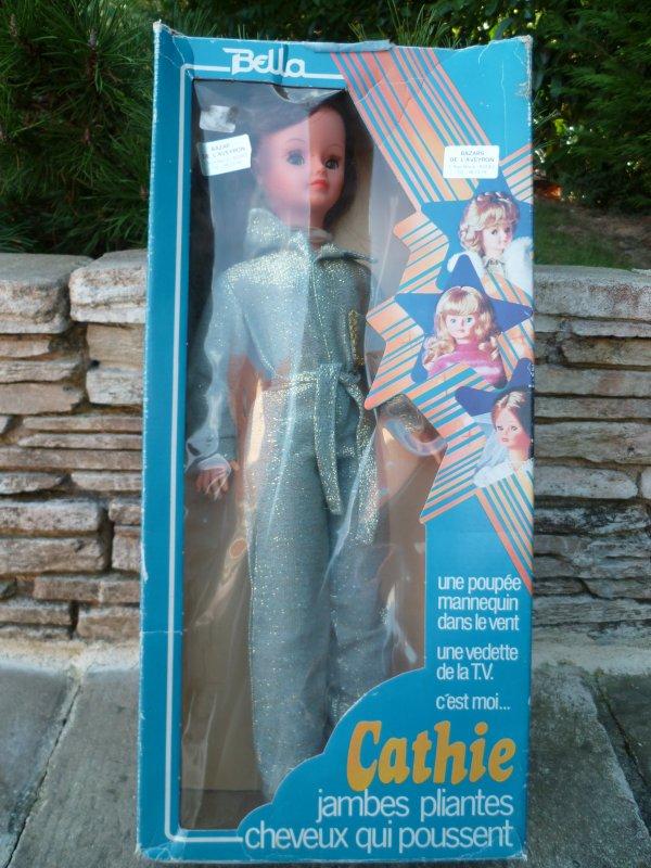 Cathie,en tenue disco vous souhaite une bonne semaine