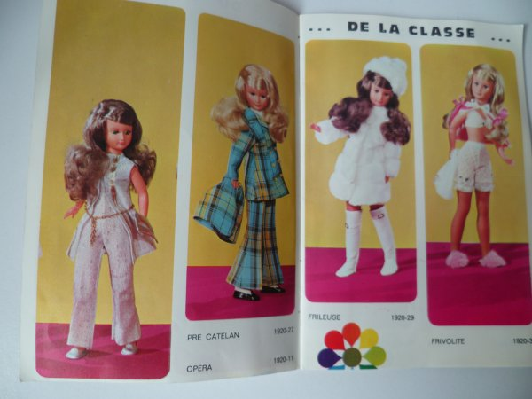 Les Tenues de Dolly..