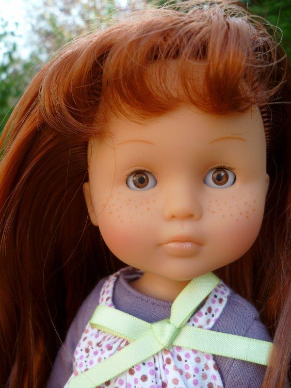 Un Petit rayon de soleil..Clara Chérie est sortie..