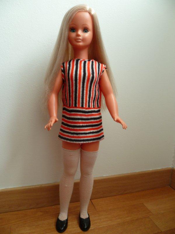 Leslie en tenue de  Présentation 1967