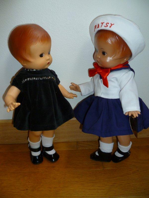 Mes Patsy sont heureuses d'accueillir leurs cousines américaines!