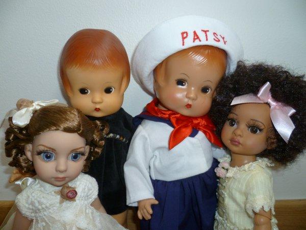 Bon Lundi,avec quelques portraits des Américaines..