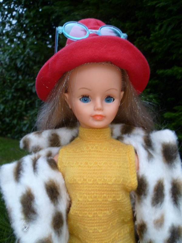 Cathie,en Tenue Tendresse 1974 est sortie