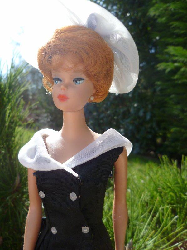 Une fois n'est pas coutume:Barbie!