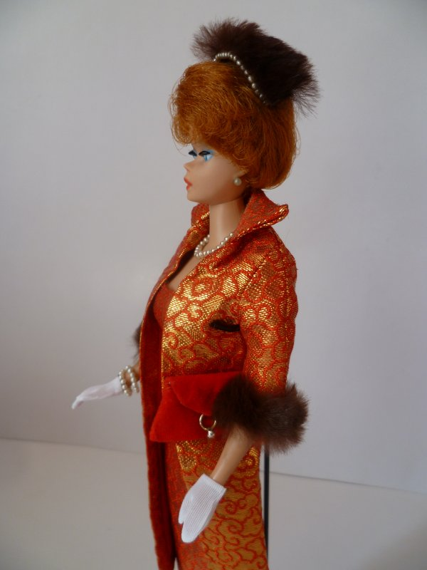 Barbie en tenue Evening Splendor