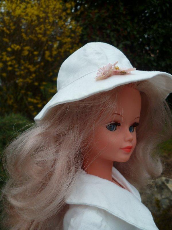 En Avril...Cathie rêve d'être au Touquet!