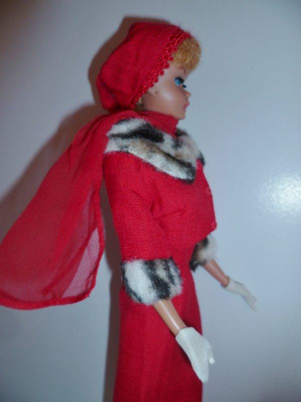 Barbie en tenue Matinee Fashion