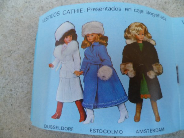 Le Catalogue de Cathie Espagnole.Partie 2