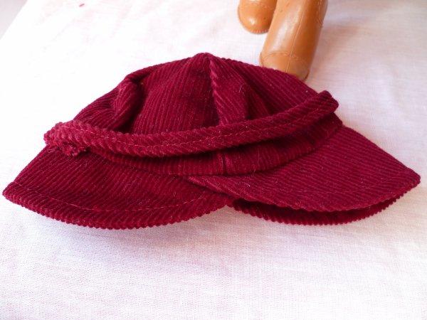 Pour Natydolls et Mamour,mais pas que..le fameux chapeau Bruxelles 80 de Cathie..