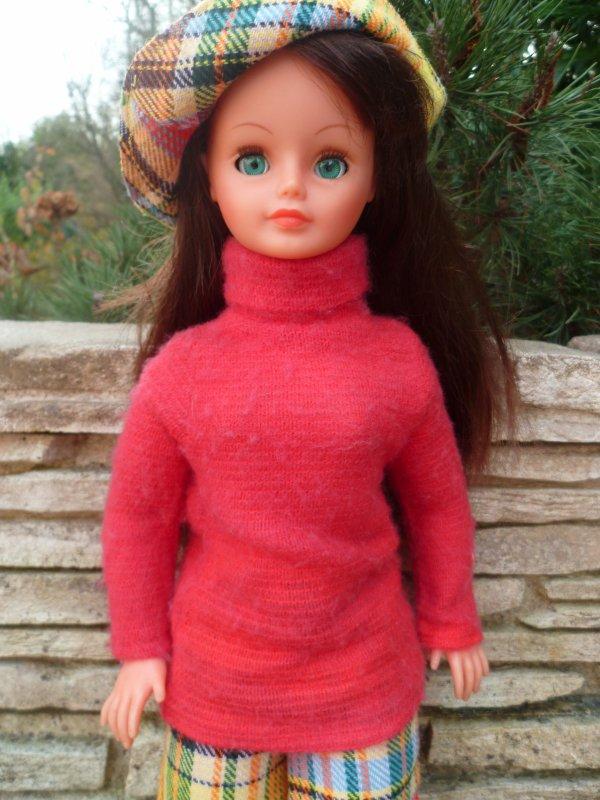 Cathie,en tenue Mimosa 73,variante