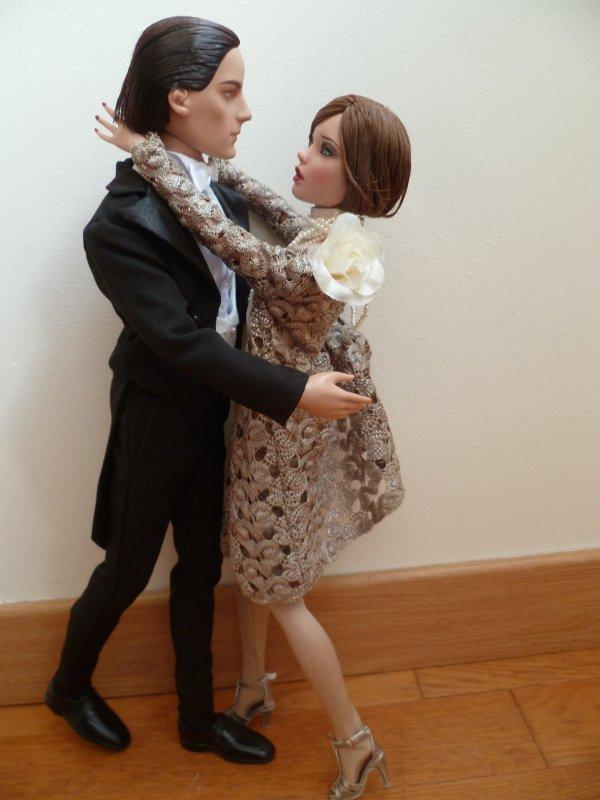 Saint Valentin..Emma Jean rencontre l'Amour...