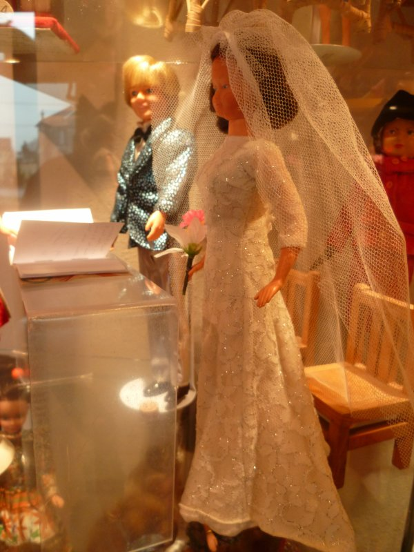 Expo Etain.Le mariage de Milly..