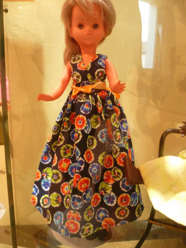 Expo Etain,Dolly et consoeurs