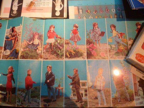 Etain:les publicités et catalogues anciens,Milly..