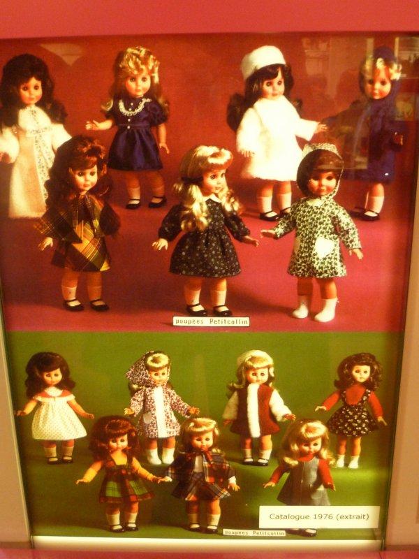 Visite Petitcollin suite:les petites vitrines