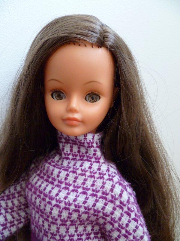 Les brunettes..Cathie