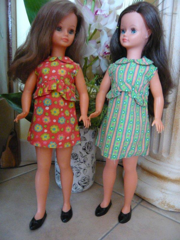 Les brunettes...Cathie! Suite et fin de ces articles brunettes!