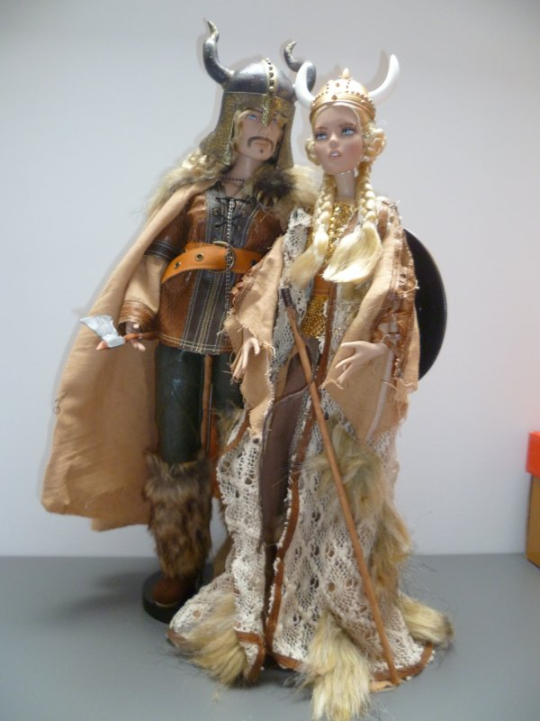 La Compagne d'Halvar le Viking..