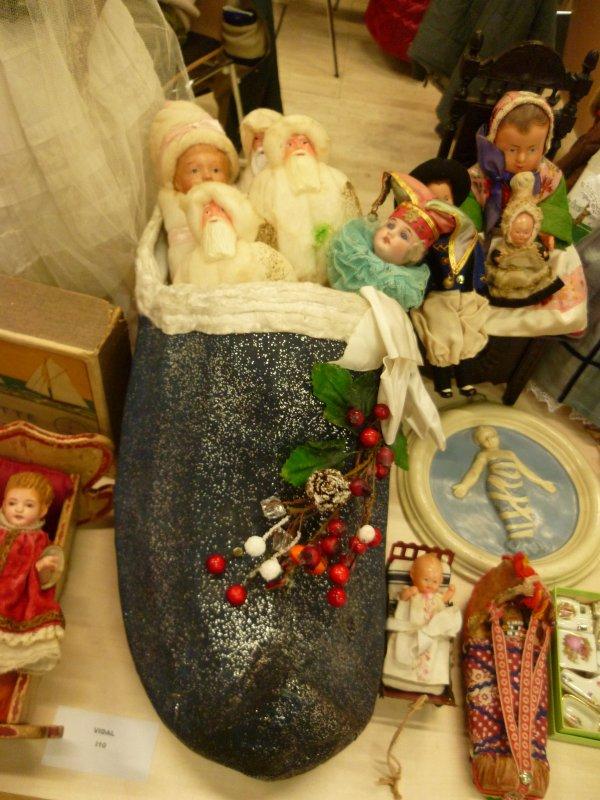 Retour de Toysmania,Partie 5..Les poupées feutre, Lencci....et autres..
