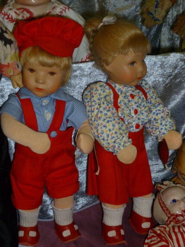 Retour de Toysmania Partie 8..Les Kate Kruse et Cie
