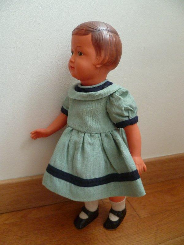 Pour Cendrillon5962..mais pas que..Françoise en Tenue Novembre 1955.