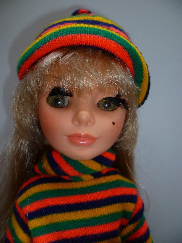 Simona,des 4 S Furga ,en tenue Cervinia