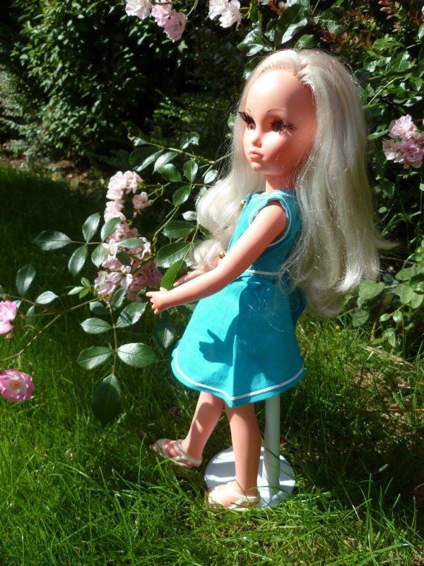 Sylvie,des 4 SFurga,en Tenue Ciel Azzurri 1966